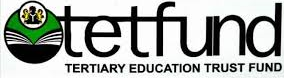 TERTIARY EDUCATION TRUST FUND (TETFUND)