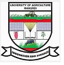 FEDERAL UNIVERSITY OF AGRICULTURE