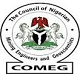 COUNCIL OF NIGERIAN MINING ENGINEERS AND GEOSCIENTISTS