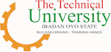 THE TECHNICAL UNIVERSITY, IBADAN