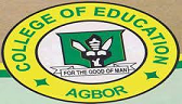 COLLEGE OF EDUCATION, AGBOR