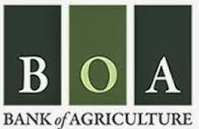 BANK OF AGRICULTURE