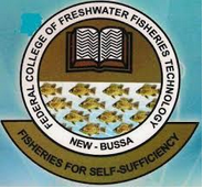 FEDERAL COLLEGE OF FRESHWATER FISHERIES TECHNOLOGY